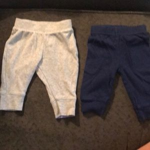 Infant pants 0-3 mos